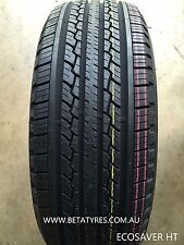 245-65-17 BRAND NEW RAPID ECOSAVER , 245/65R17 Tyres for KLUGER, TRITON ETC