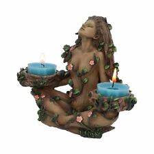 Nemesis Now - Balance of Nature - Tealight Holder / Mother Earth, New Age, Pagan
