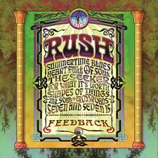 Rush - Feedback - Brand New 200g Vinyl LP + HD Download