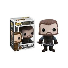 Figurine Funko Pop - Vinyl - Game of Thrones - 02 Ned Stark - Neuf
