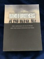 Coffret DVD Band of brothers Frères d'armes Tom Hanks & Steven Spilberg