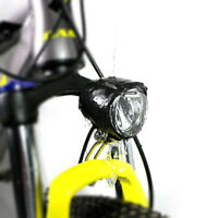 Electric Bicycle 6V Front LED Headlight eBike Light For BAFANG Mid Drive Motor