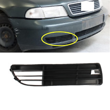 Fit For AUDI A4 B5 1996-1998 Right Side Front Bumper Grille Cover Grill Black