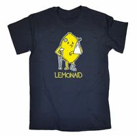 Cartoon Graphic Cool Birthday tee tshirt T-SHIRT Funny T Shirt Lemonaid