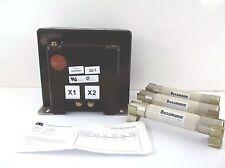 INSTRUMENT TRANSFORMERS INC PT3-2-45-242 2400:120 20:1BIL W/3 BUSSMANN HRC FUSE