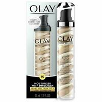 Olay Total Effects 7 In One CC Tone Correcting Moisturizer SPF 15 Light/Medium