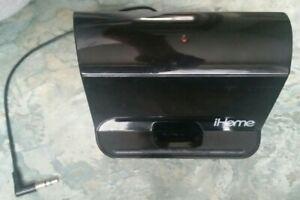 Ihome Stereo Speaker IHM9