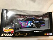 NASCAR Diecast car 1/24 scale Hot Wheels Pro Racing JOE NEMECHEK #42 Bellsouth