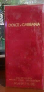 DOLCE & GABBANA 50ML EDT