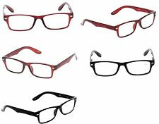 LOT CLOSEOUT  WHOLESALE MEN OPTICAL READING GLASSES 9 ASST MEN +4.00 MR3519D
