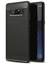 Funda Aluminio Aspecto De Carbono para móvil Samsung Galaxy s8-plus/G955 tpu