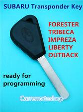 SUBARU Transponder Key (4d62) for FORESTER TRIBECA IMPREZA LIBERTY OUTBACK