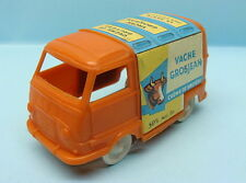 SESAME / PLASTIQUE / FRANCE / RENAULT ESTAFETTE VACHE GROSJEAN ORANGE 1/50