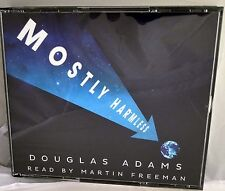 Douglas Adams - Mostly Harmless Read by Martin Freeman Audio CD