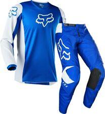 Fox 180 PRIX Blue White Motocross MX Offroad Race Kit Gear Adults
