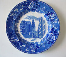 Boston Christ Church-Old North Church Plate - Vintage Wedgwood