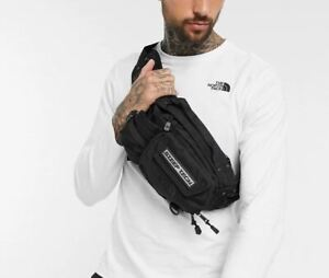 The North Face Steep Tech Fanny Pack Sling Bag Black