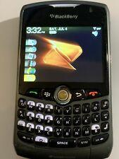BlackBerry Curve 8330 - Black (BOOST MOBILE) 3G CDMA Smart Phone, Not Tested