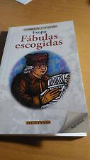 ESOPO FABULAS ESCOGIDAS LIBRO NUEVO