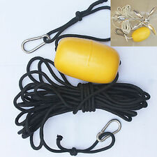 30' Kayak Drift Anchor Tow Rope Tow Line Throw Line