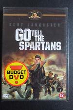 DVD guerre le merdier neuf emballé 1977 burt lancaster