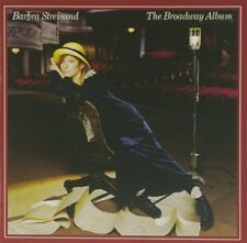 Barbra Streisand - The Broadway Album Original recording remastered (CD)