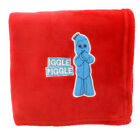 New In The Night Garden Iggle Piggle Red Blanket
