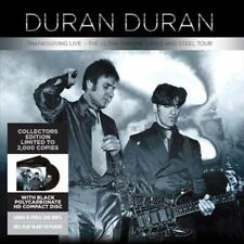 DURAN DURAN - THE ULTRA CHROME, LATEX AND STEEL TOUR * NEW CD