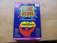 Game Genie Video Game Enhancer  Nintendo NES New in Box Galoob
