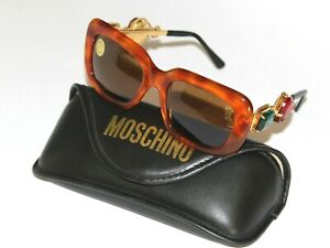 Vintage MOSCHINO by PERSOL M267 Sonnenbrille  M253 Lady Gaga
