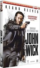 DVD *** JOHN WICK *** avec Keanu Reeves ( neuf sous blister )