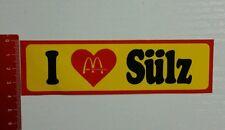 Aufkleber/Sticker:  Mc Donald's (15031626)