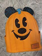 Loungefly Mickey Pumpkin NEW
