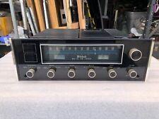 MCINTOSH MR78 STEREO FM TUNER