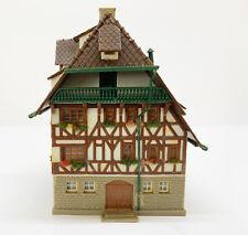 2280 Timber Frame House Franken, Ready Gebaut. FALLER N Gauge Without Boxed