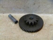 Honda Scooter 150 CH ELITE CH150 Used Engine Starter Gear 1987 #HB80