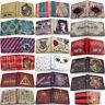 Harry potter zipper Wallet Slytherin Short Bi-fold Money ID Cards Holder Purse
