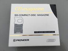Revista De Disco Cd Original Pioneer 6