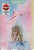 TAYLOR SWIFT Lover TARGET EXCLUSIVE CD Deluxe Version # 1 Sealed NEW w/ Journal