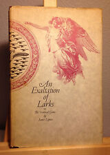 James Lipton AN EXALTATION OF LARKS Or the Veneral Game 1st Edition 4rd Print HC