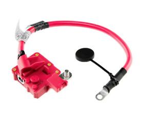Câble Batterie Positif Rouge SBK BMW Série 3 E90 E91 E92