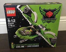 Lego 20200 MBA Master Builder Academy Level One Space Designer NSIB