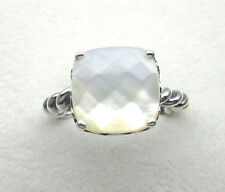 Mother Of Pearl Pandora Ring