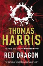 Thomas Harris - Red Dragon: (Hannibal Lecter) (Paperback) 9780099532934