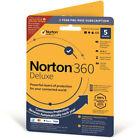 NORTON 360 Deluxe 2021 - 5 Geräte / 1 Jahr / VPN / 50GB Wolke/ Vollversion <br/> 30 Sec. Expressversand per E-Mail/ Rechnung mit MwSt.