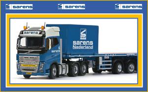 1/50 IMC SARENS Volvo FH04 6x4 w Nooteboom 6 Axle Ballast Trailer 3 day Shipping