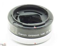 Canon Extension Tube FD25 Nahring Macro Zwischenring für Macrofotografie