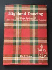 Textbook of the Scottish Official  Board of Highland Dancing 1975