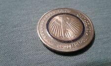 5 Euro Münze BRD  Welt  Atlas All 2016 G