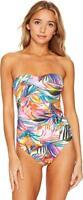 Lauren Ralph Lauren 6818 Womens Multicolor Twist One-Piece Swimsuit Size US 6